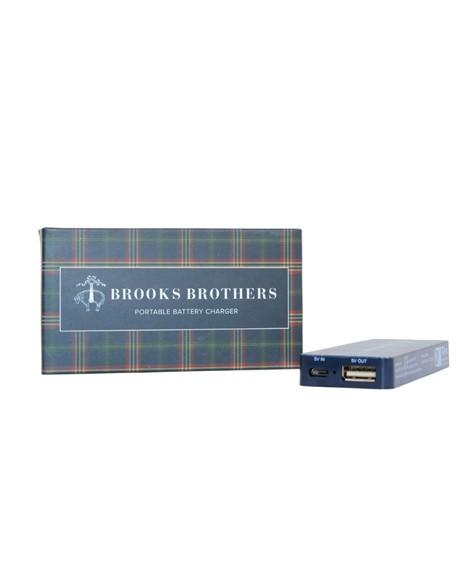 Power Bank Model No: P07 - Item#2381 Brooks Brothers