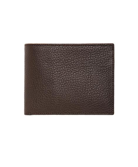 Erkek kahverengi deri cüzdan