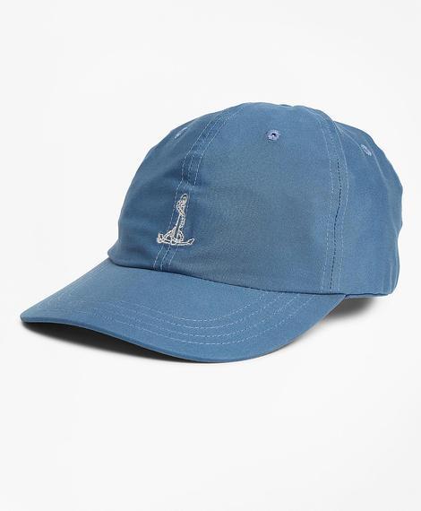 Erkek mavi desenli şapka