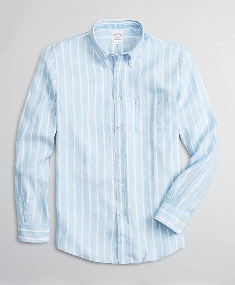 Erkek mavi gömlek