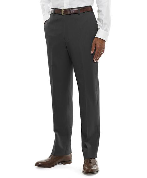 Erkek gri gabardin pantolon