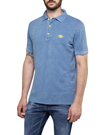 Polo GARMENT DYED COTTON PIQUET