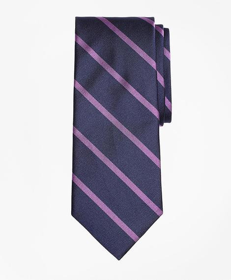 TIE REPP RG BB3 Nvy/Pur