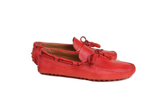 El yapımı roc ayakkabı & kırmızı roc