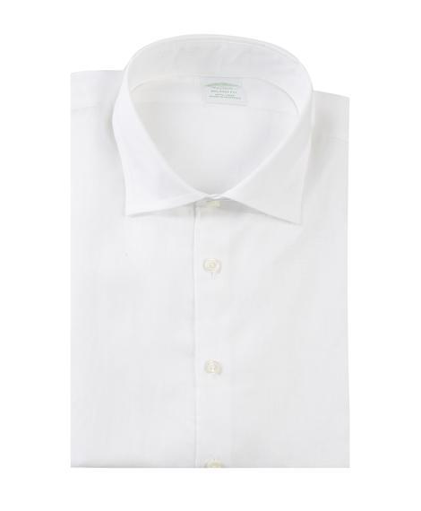 Erkek beyaz gömlek